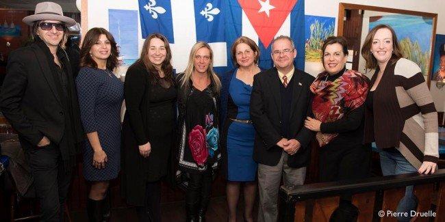Lancement officiel des productions qu bec cuba chambre de commerce et d industrie canada cuba - Office du tourisme de cuba ...