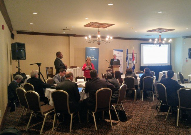 Cuban commercial mission transport industry conference for Chambre commerce canada