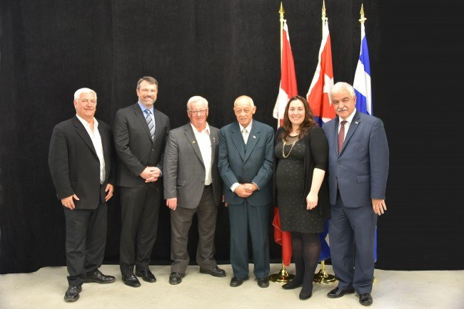 Visit from the cuban minister of industry in canada for Chambre commerce canada